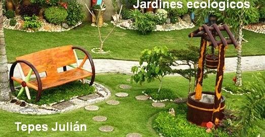 Biodiversidad: Jardinería ecológica